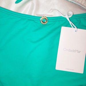 OndadeMar Swim - OndadeMar Teal Swimsuit New w/Tags Xs